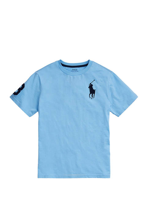 Boys 8-20 Big Pony Cotton Jersey T-Shirt