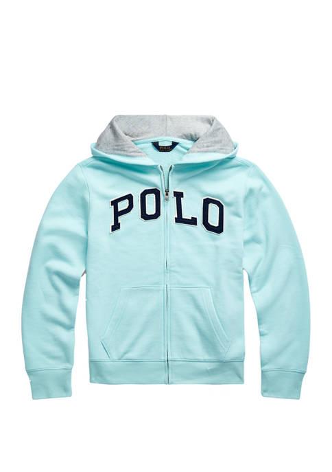 Ralph Lauren Childrenswear Boys 8-20 Logo Cotton-Blend-Terry