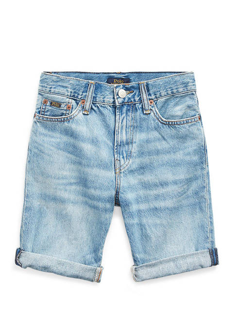 Ralph Lauren Childrenswear Boys 8-20 Sullivan Slim Denim