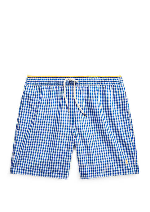 Ralph Lauren Childrenswear Boys 8-20 Traveler Pony Swim