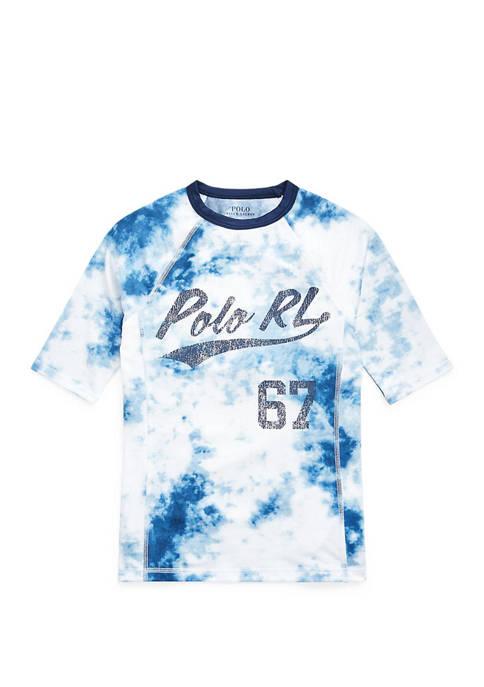 Ralph Lauren Childrenswear Boys 8-20 Tie Dye Jersey