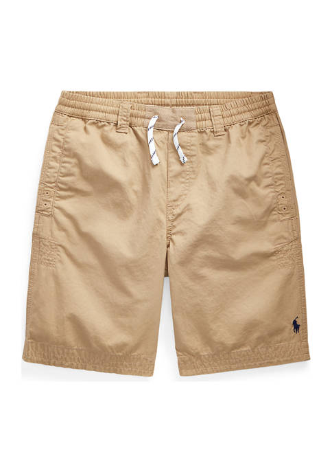 Ralph Lauren Childrenswear Boys 8-20 Cotton Twill Short