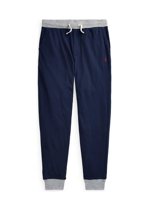 Ralph Lauren Childrenswear Boys 8-20 Cotton Jersey Jogger