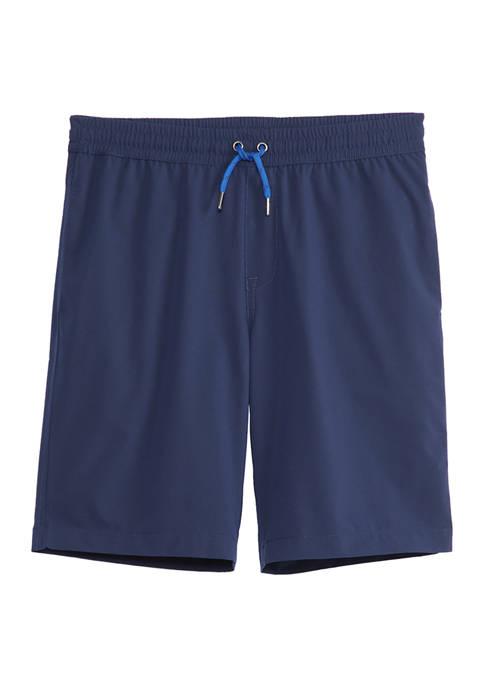 Ralph Lauren Childrenswear Boys 8-20 Taffeta Shorts
