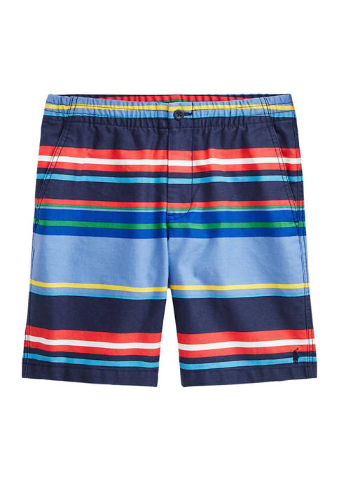 Boys 8-20 Polo Prepster Cotton Chino Shorts