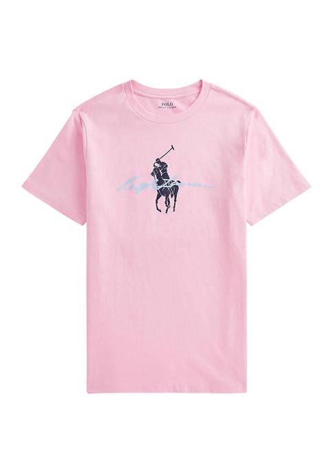 Ralph Lauren Childrenswear Boys 8-20 Big Pony Logo