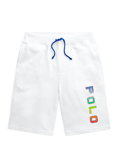 Ralph Lauren Childrenswear Boys 8-20 Logo Spa Terry