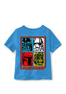 Well Worn Boys 4-7 Star Wars Characters T-Shirt