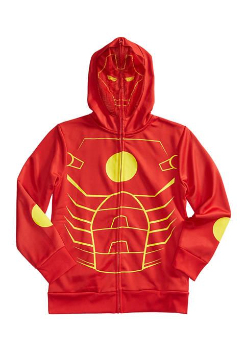 Marvel™ Boys 8-20 Iron Man Costume Hoodie