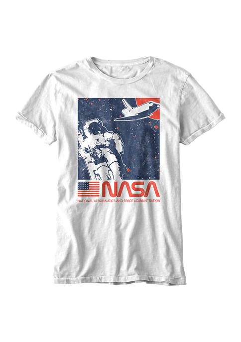 Boys 8-20 Space Race T-Shirt