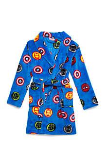 Boys 4-20 Avengers Big Boy Robe
