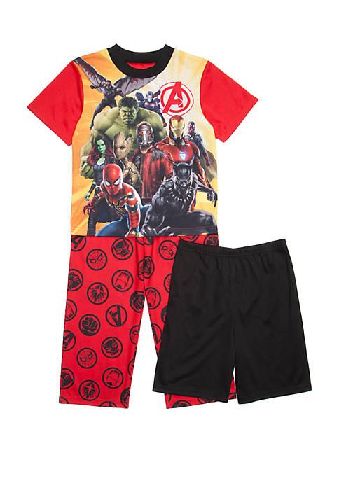 Marvel® The Avengers™ Boys 4-20 Avengers 3 Piece