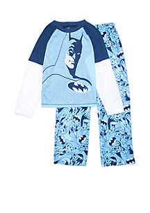 Boys 4-20 Batman Pajama Set