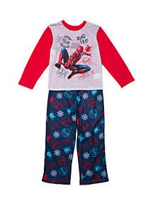 Marvel™ Spider-Man Boys 4-10 Spider Man 2 Piece Pajama Set