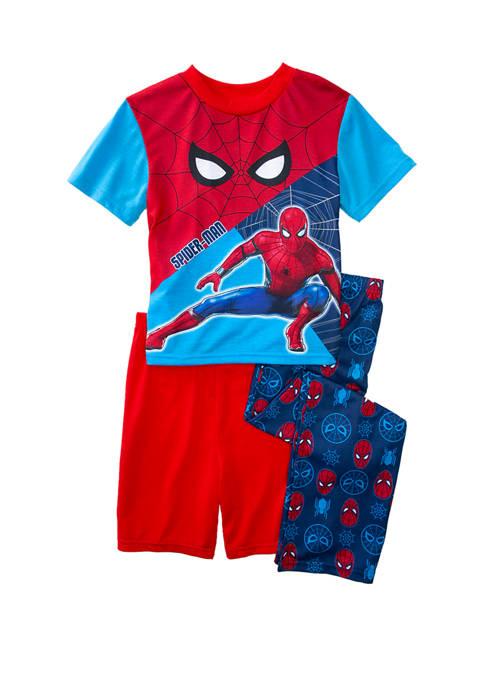 Boys 4-20 3 Piece Pajama Set