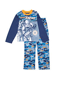 Boys 4-20 Star Wars Pajama Set