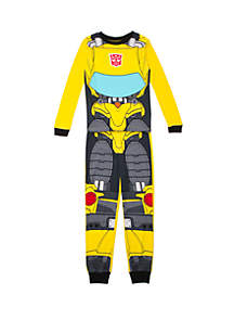 Transformers™ BumbleBee Boys 4-10 Transformers™ Pajama Set