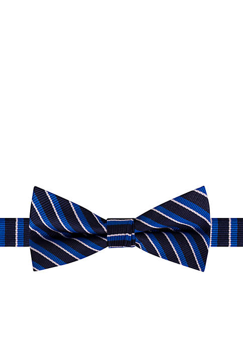 Crown & Ivy™ Boys CIB Prep Stripe Tie