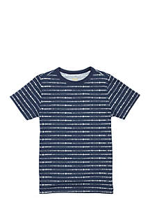 Boys 4-8 Patterned Tee