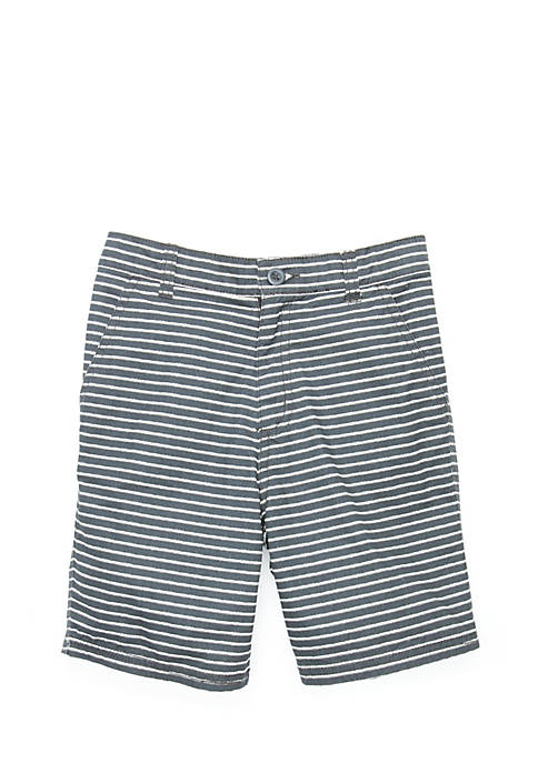 TRUE CRAFT Boys 4-8 Flat Front Shorts