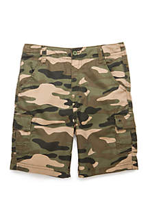 TRUE CRAFT Boys 4-8 Cargo Shorts