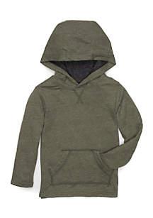 Kangaroo Pocket Pullover Hoodie