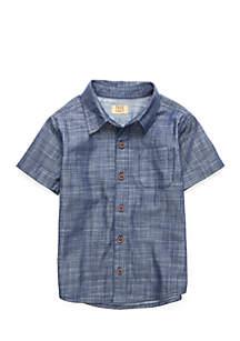 Boys 4-8 Woven Shirt