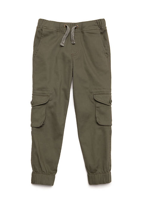 TRUE CRAFT Boys 4-8 Cargo Jogger Pants