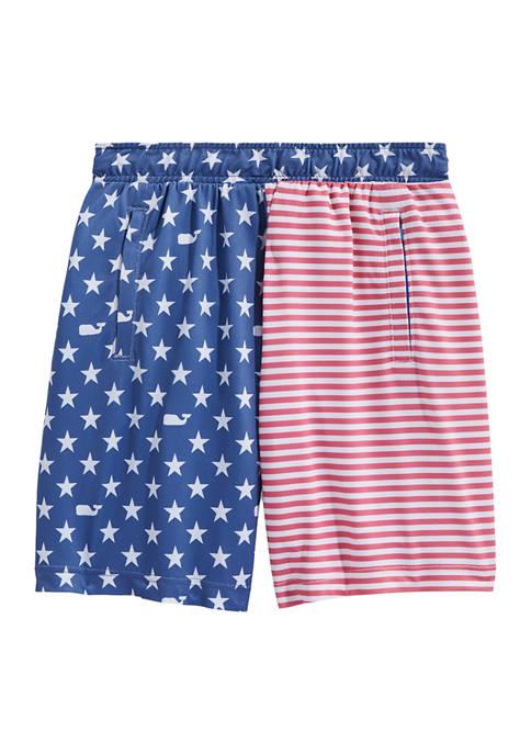 Boys 8-20 USA Lacrosse Shorts