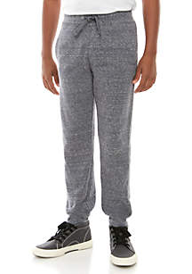 TRUE CRAFT Boys 8-20 French Terry Joggers