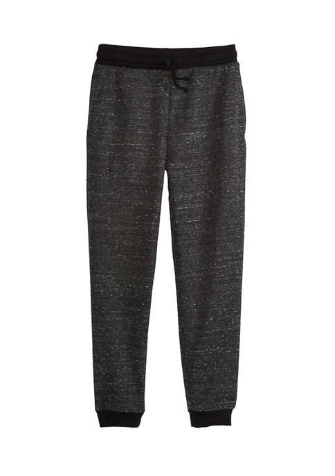 Boys 8-20 Fleece Lined Jogger Sweatpants