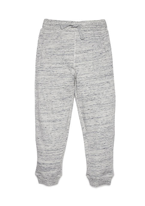 TRUE CRAFT Boys 4-8 Knit Jogger Pants