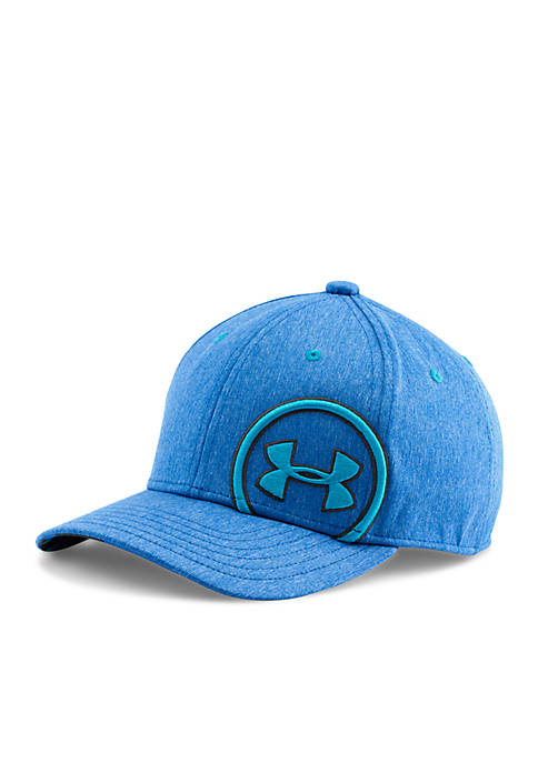 Under Armour® Big Logo Update Cap Boys 8-20