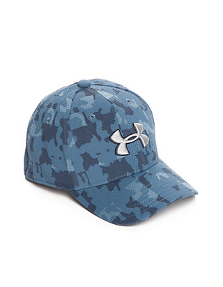 low priced 72081 a7e67 Under Armour®. Under Armour® Printed Blitzing Cap Boys ...