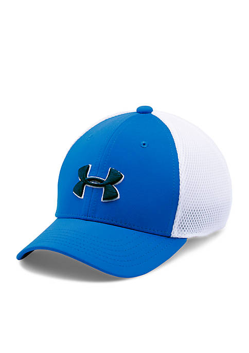 Under Armour® Classic Mesh Golf Cap Boys 8-20