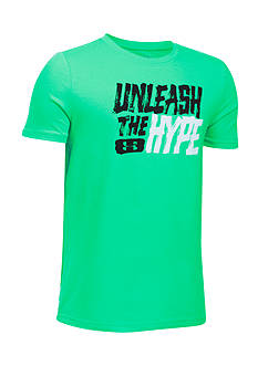 Under Armour® Unleash The Hype Tee Boys 8-20