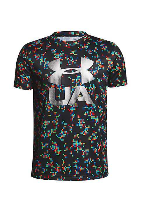 Under Armour® Printed Crossfade T-Shirt Boys 8-20