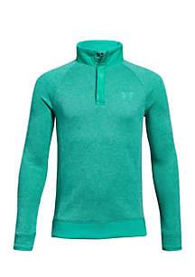 Under Armour® Boys 8-20 Storm 1/2 Snap Fleece Sweater