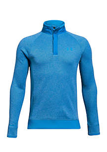 Under Armour® Boys 8-20 Storm 1/2 Snap Fleece Sweater