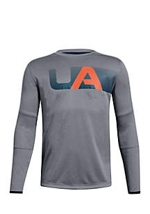 Boys 8-20 UA Tech™ Long Sleeve Tee