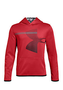 Under Armour® Boys 8-20 Armour Fleece® Highlight Hoodie