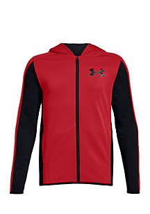 Boys 8-20 Full Zip Fleece