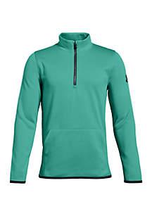 Boys 8-20 1/4 Zip Armour Fleece®