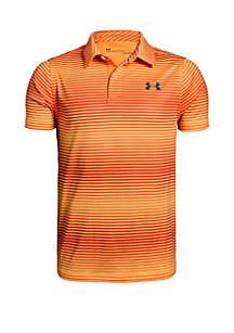 d864008d ... Sleeve Shirt · Under Armour® Boys 8-20 UA Tour Tips Novelty Polo