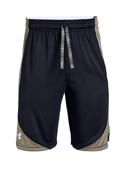 Under Armour® Boys 8-20 Stunt 2.0 Shorts