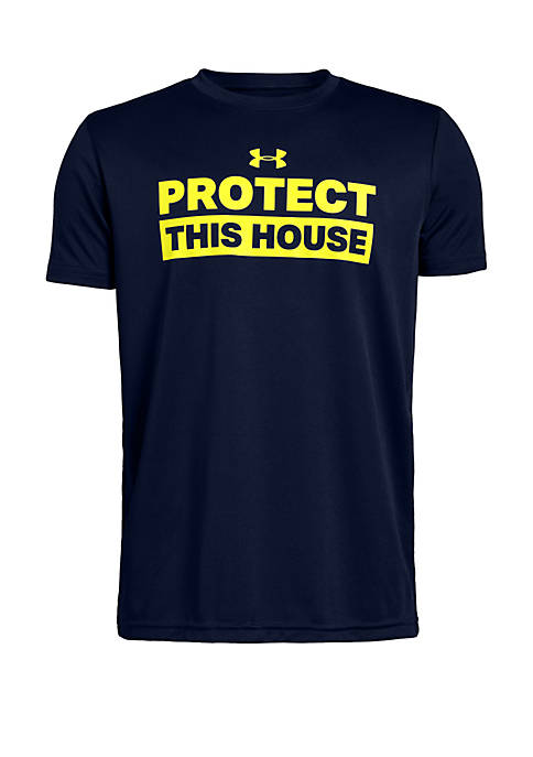Under Armour® Boys 8-20 Protect This House® T
