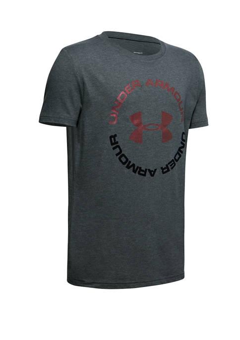 Under Armour® Boys 8-20 Sportstyle T-Shirt