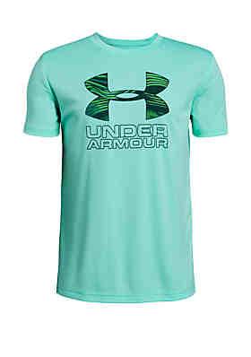 48b39ef04 Under Armour® Boys 8-20 Print Fill Logo T-Shirt ...
