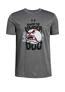 7e604683 ... Logo Shorts · Under Armour® Boys 8-20 Beware Under Dog Tee