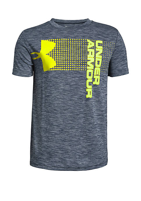 Under Armour® Boys 8-20 Crossfade Tee